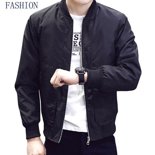 Nueva chaqueta de hombre de moda Casual suelta chaqueta de