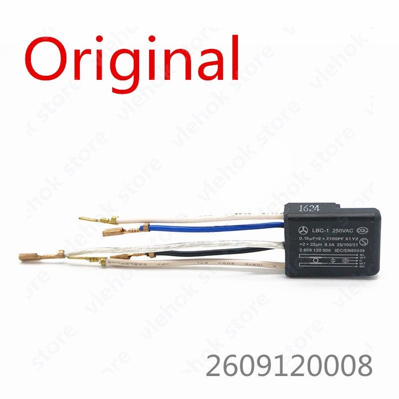 Suppression Filter For BOSCH GWS8-100C GWS780C GWS850CE GWS8-100CE GWS8-125C GES8-125CE GWS8-115C GEX150TURBO GWS850C PWS2000