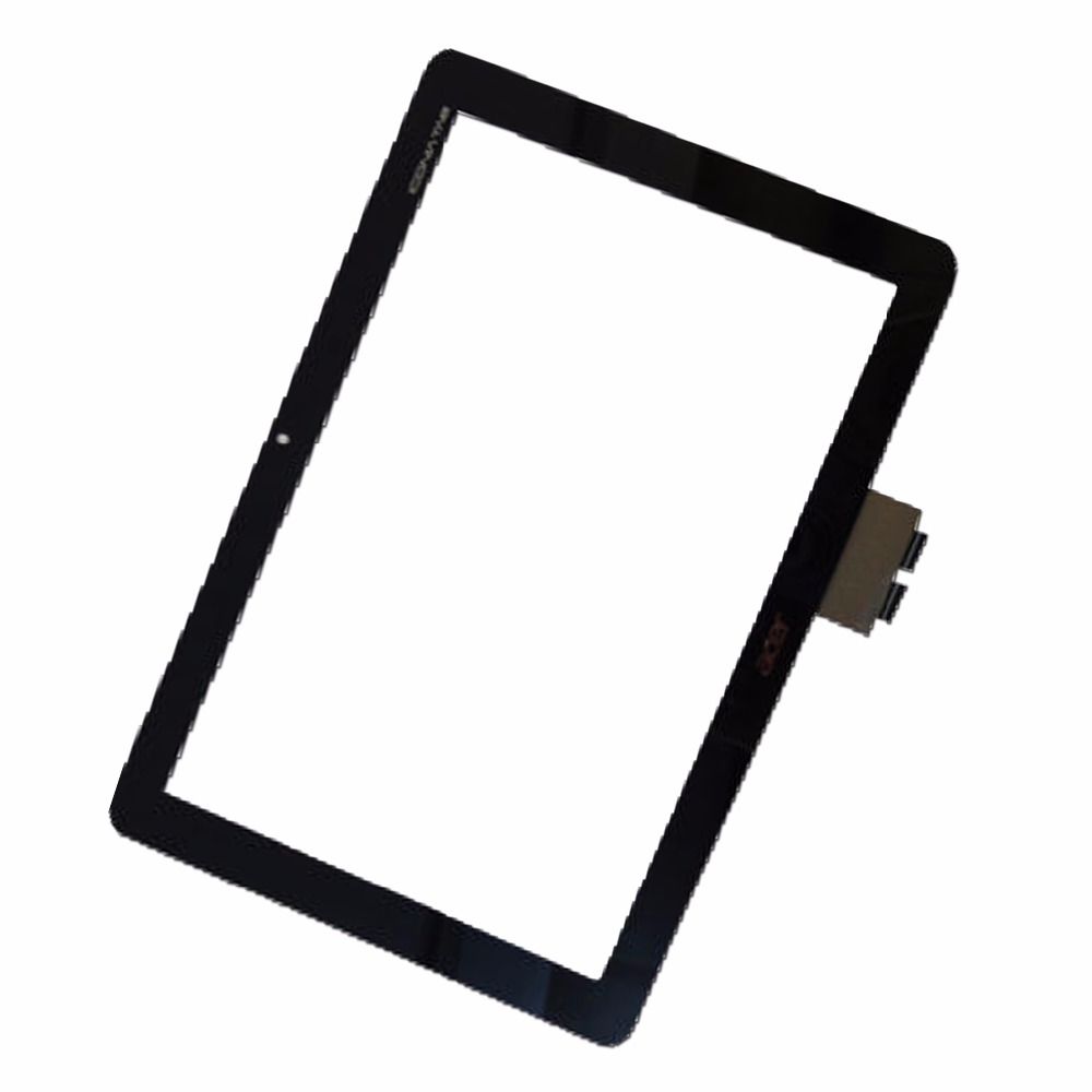 new high quality For Acer Iconia Tab A210 A211 Tablet PC 10.1 inch Touch Screen Panel Digitizer black free shipping new 7 inch touch screen digitizer for for acer iconia tab a100 tablet pc free shipping