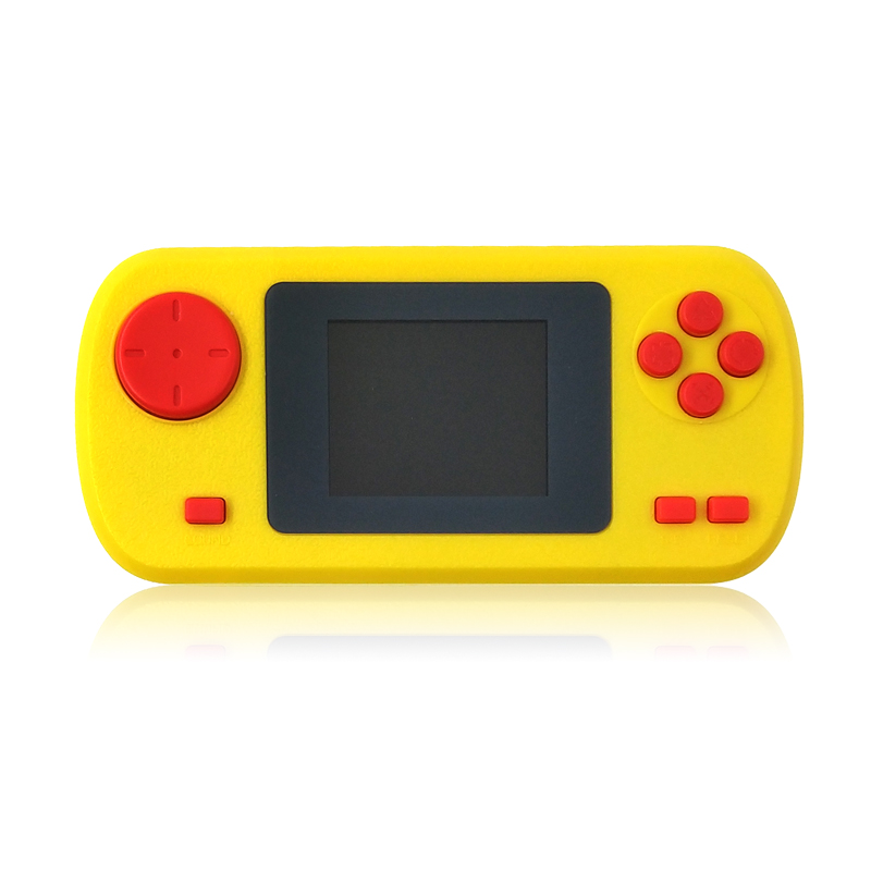 Image 2 - Встроенный 288 игр Карманный видео дисплей игровой контроллер портативная игровая консоль подарок-in Портативные игровые консоли from Бытовая электроника