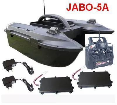 JABO 5A Rc cebo barco distancia de Trabajo 300 m en río lago mar