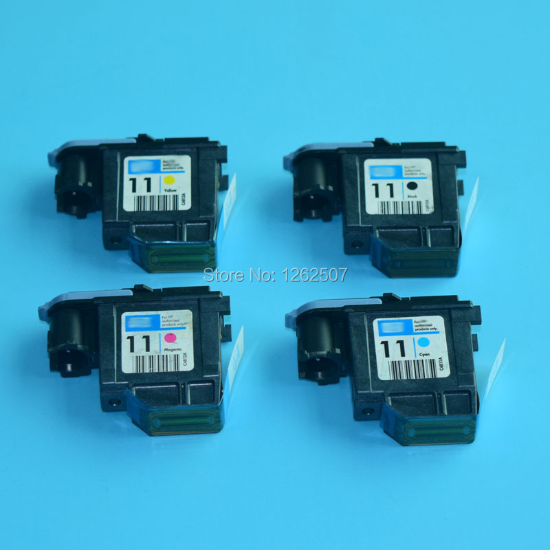 500 800 print head for hp 11 printhead for hp designjet 800 510 110 813 850 500 printer head wholesale price printhead for hp