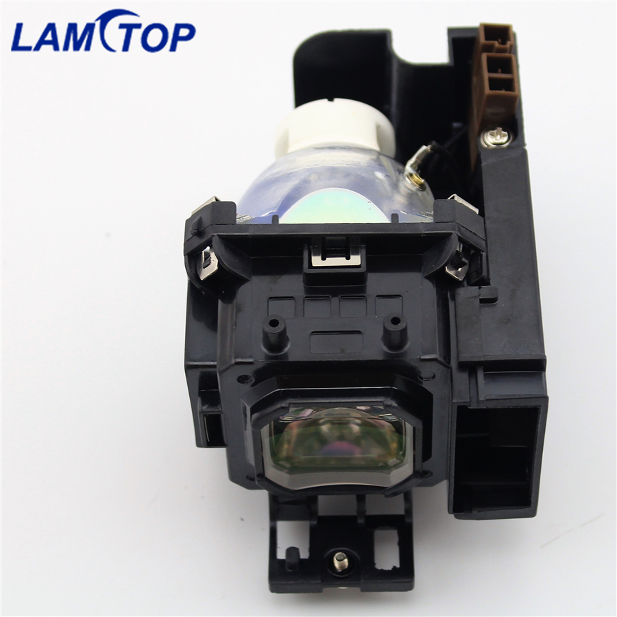 LAMTOP VT85LP compatible projector lamp with housing VT480+/VT490+/VT491+/VT495/VT580+/VT580G/VT595/VT695+/VT590+/VT595+ vt85lp replacement projector bare lamp for nec vt490 vt491 vt580 vt590 vt595 vt695 vt495 canon lv 7250 lv 7260 happy bate