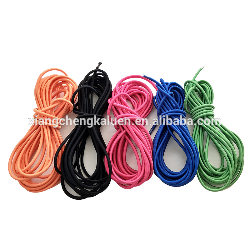12mm 10mm Springfree Bungee Trampoline Colored Elastic