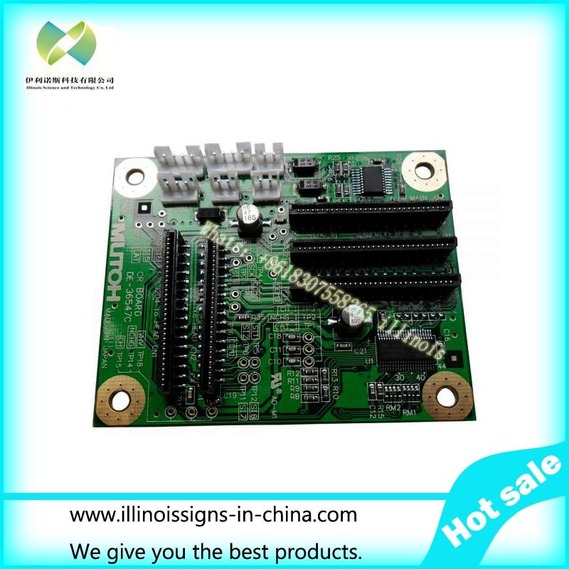 Mutoh VJ-1204 / VJ-1604 / VJ-1304 / RJ-900C CR Board