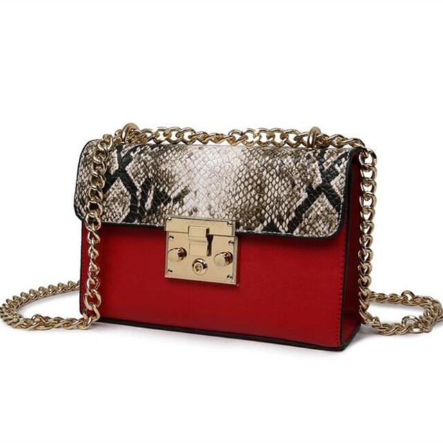 Aliexpress.com : Buy COOL WALKER Newest Fashion Woman Bag Chain ...