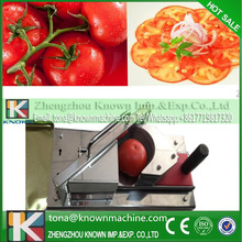 Certificated Durable Stainless Steel Commercial Manual Tomato Slicer with 4mm Knife Distance