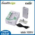 New 100% Original Eleaf istick 100W emperature Alarm Box Mod VS eleaf istick TC 100W with indestructible tank