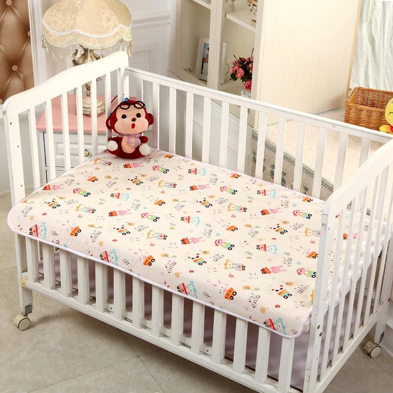 80*120 Baby Changing mat Infants Portable Foldable Washable waterproof mattress children game Floor mats cushion Reusable Diaper