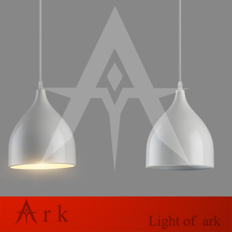 Meetinglight moderne art pendentif lampes led en aluminium peint classique pendentif salle à manger lumineuse bar