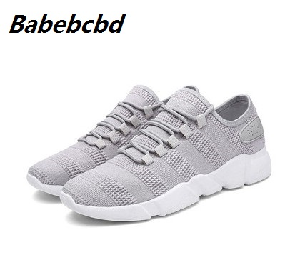 exclusive range new arrivals nice cheap US $7.75 24% OFF|2019 new fashion men's shoes summer sports casual shoes  men's breathable mesh layer cloth shoes manufacturers direct sale-in  Running ...