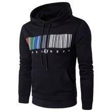 Fashion brand men hoodie sweatshirt mens winter casual sportswear hip hop white moletom masculino black streetwear hood hoodie