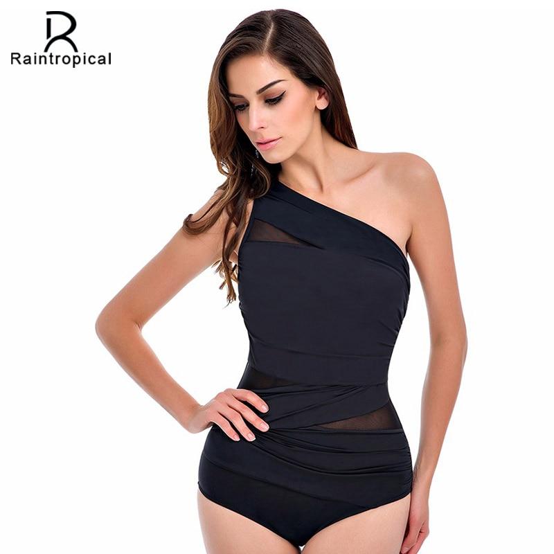 Una sola Pieza traje de Baño 2017 traje de Baño Atractivo de Las Mujeres Ropa de