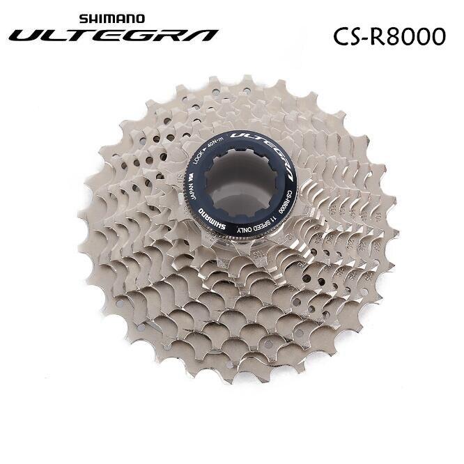 Shimano Ultegra R8000 11 Vitesse vélo de Route vélo Cassette CS-R8000 11-25 t 11-28 t 11- 30 t 11-32 t 11-34 t
