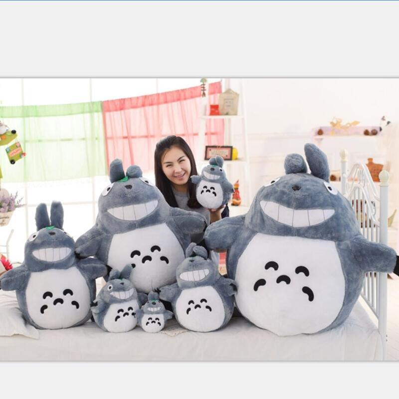 Hot Sale 30CM Japan Amine Totoro Plush Toys Staffed Soft Cartoon Toys Brinquedos Dolls High Quality Dolls Factory Price