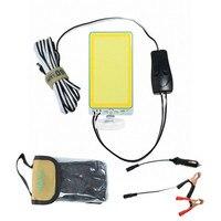 rechargeable Portable Lantern Tent Light 150w 12V LED car Searchlight work lamp camping lantern festoon Magnetic Plinth