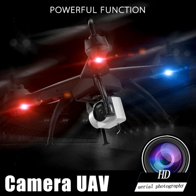 3MP WIFI RC Drone Quadcopter with Camera HD Headless 2.4G 6-Axis Real Time RC Helicopter Quadcopter Christmas gift kids Toys
