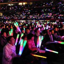 1 шт. светящиеся игрушки для детей светящиеся вечерние светодиодный светящиеся игрушки вокальный концертный светящаяся волшебная палочка светодиодный speelgoed