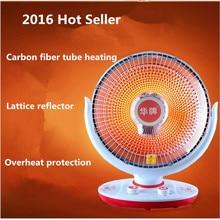 1000W 220V Second Gear Adjust Saving Electric Heater Fan Heater Warm Winter Small Solar Heating Sun Heater Electric Fan Heater