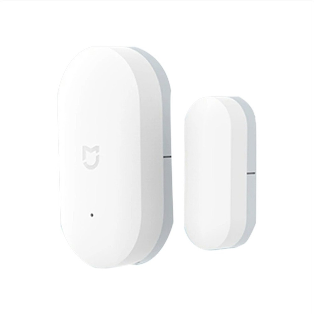 купить Original Xiaomi Intelligent Mini Door Window Sensor Pocket Size Smart Home Automatic lights for Xiaomi Smart Home Suite онлайн