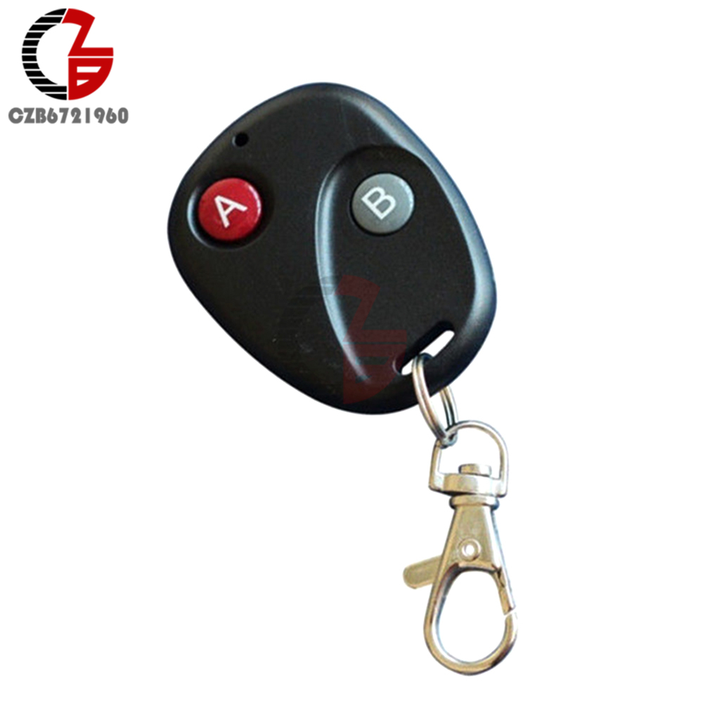 Remote Wireless Key Garage Gate Door Transmitter 315MHz 433MHz ControllerRemote Wireless Key Garage Gate Door Transmitter 315MHz 433MHz Controller