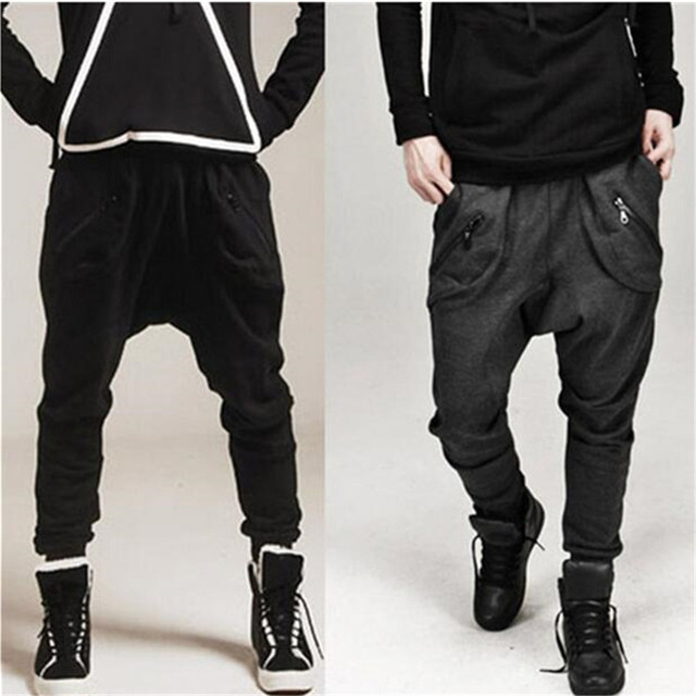 best selling Casual Haren pants Hip hop Baggy pants Hip hop clothing mens joggers shark gymshark Men's trousers