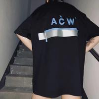 19ss A COLD WALL ACW T Shirt Men Women Streetwear Embroidery Harajuku Summer Style Fashion T Shirt Top Tees A COLD WALL Tshirt