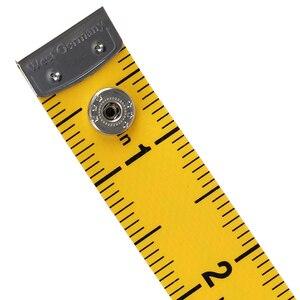 Image 5 - Ruban de mesure pour tailleur de bouton, outils de couture, bande plate de 150cm, 1 pièce