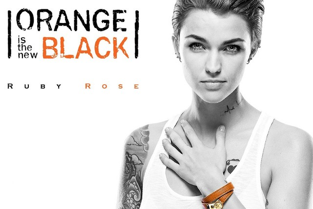 Aliexpress com buy ruby rose orange is the new black movie poster