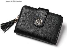 New Japan and South Korea Ms. short paragraph wallet wallet