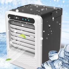 3 в 1 портативный мини usb охладитель воздуха небольшой Кондиционер техника мини-вентиляторы Вентилятор охлаждения воздуха летний портативный кондиционер