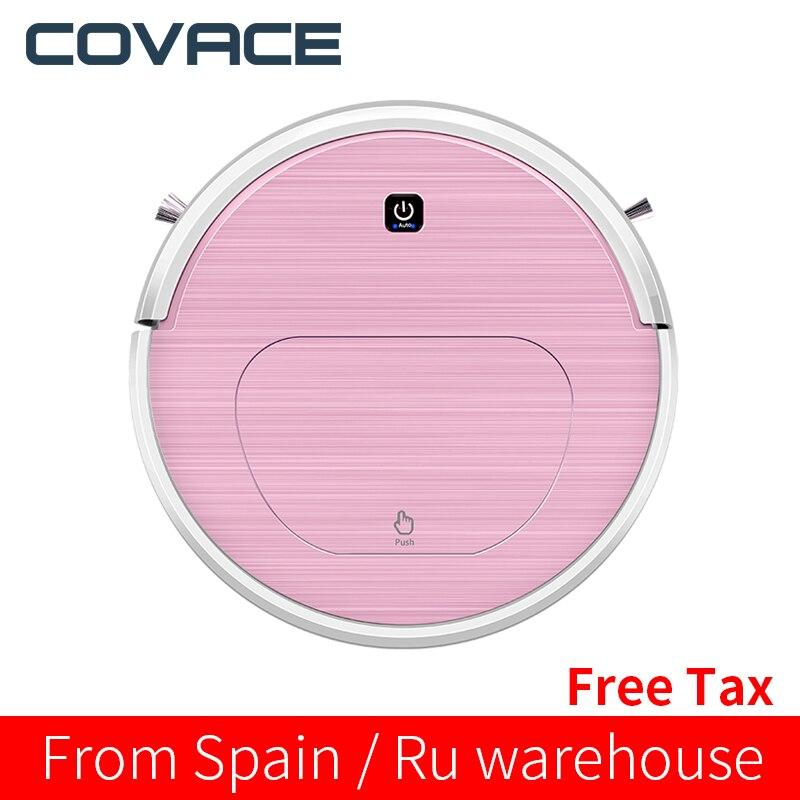 COVACE FR-6S odkurzacz Balayage Automatique Aspirateur Vadrouille Robot Balayeuse aspirateur rechargeable Robot aspirapolvere Pour La Maison