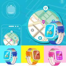 Q80 smart watch phone call red posicionamiento smartwatch kids niños reloj despertador connect para iphone android teléfono