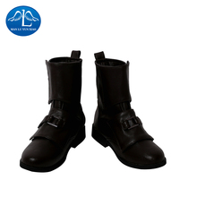 MANLUYUNXIAO New Arrival Men's Boots Jyn Erso Boots Halloween Carnival Cosplay Boots For Men