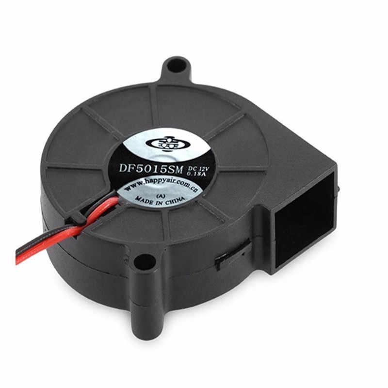 2 Stuks Mini Ventilator Computer Koelventilator Dc Koelventilator Turbo Turbine Dc Blower Fanfan Airconditioning Apparaten Voor 3D printer