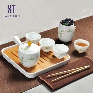 Portable Tea Set Teapot Teaket
