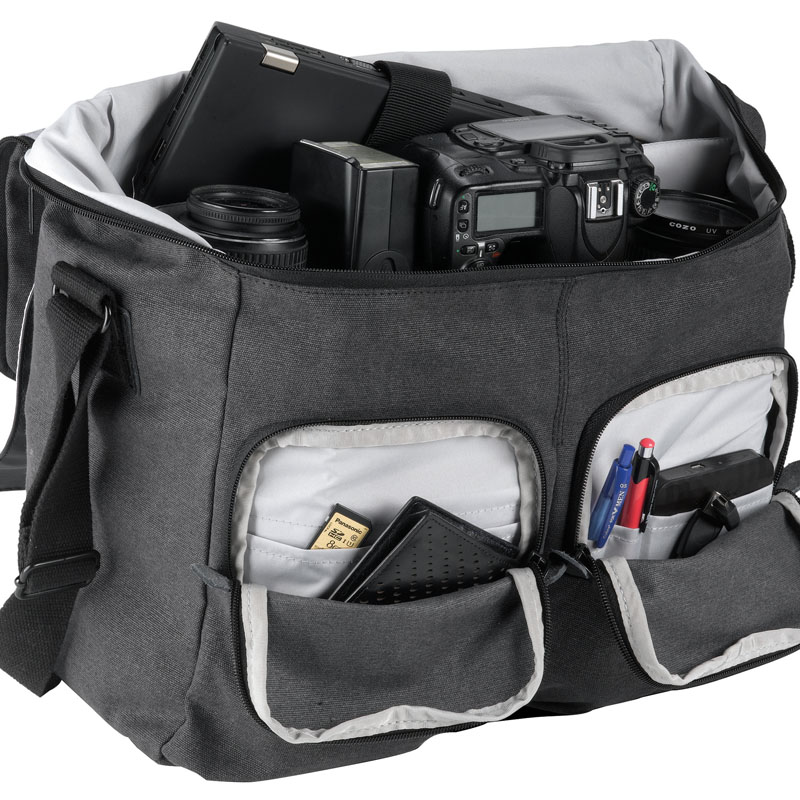 new National Geographic DSLR Camera Bag Universal for Nikon SLR for canon SLR for sony With Rain cover can put 14 inch laptop national geographic leather travel camera bag soft photography bag shoulder messenger bag for canon nikon digital slr laptop