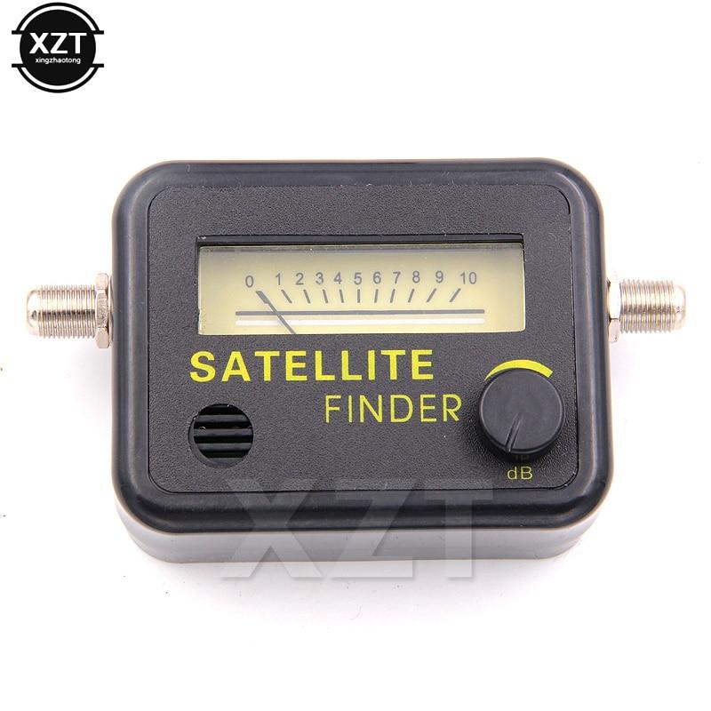 Оригинальный приемник Satellite Finder, поиск и выравнивание сигнала, приемник для спутниковой ТВ тарелки, усилитель прямого ТВ сигнала, искатель с...