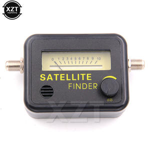 Satellite Finder Find Alignment Signal Meter Receptor For Sat Dish TV LNB Direc Digital