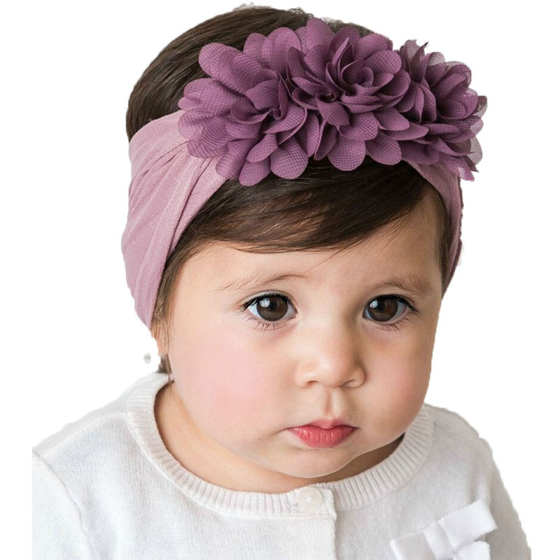 lowest price. New1 stretch  wide headbands plain baby pink.Great quality