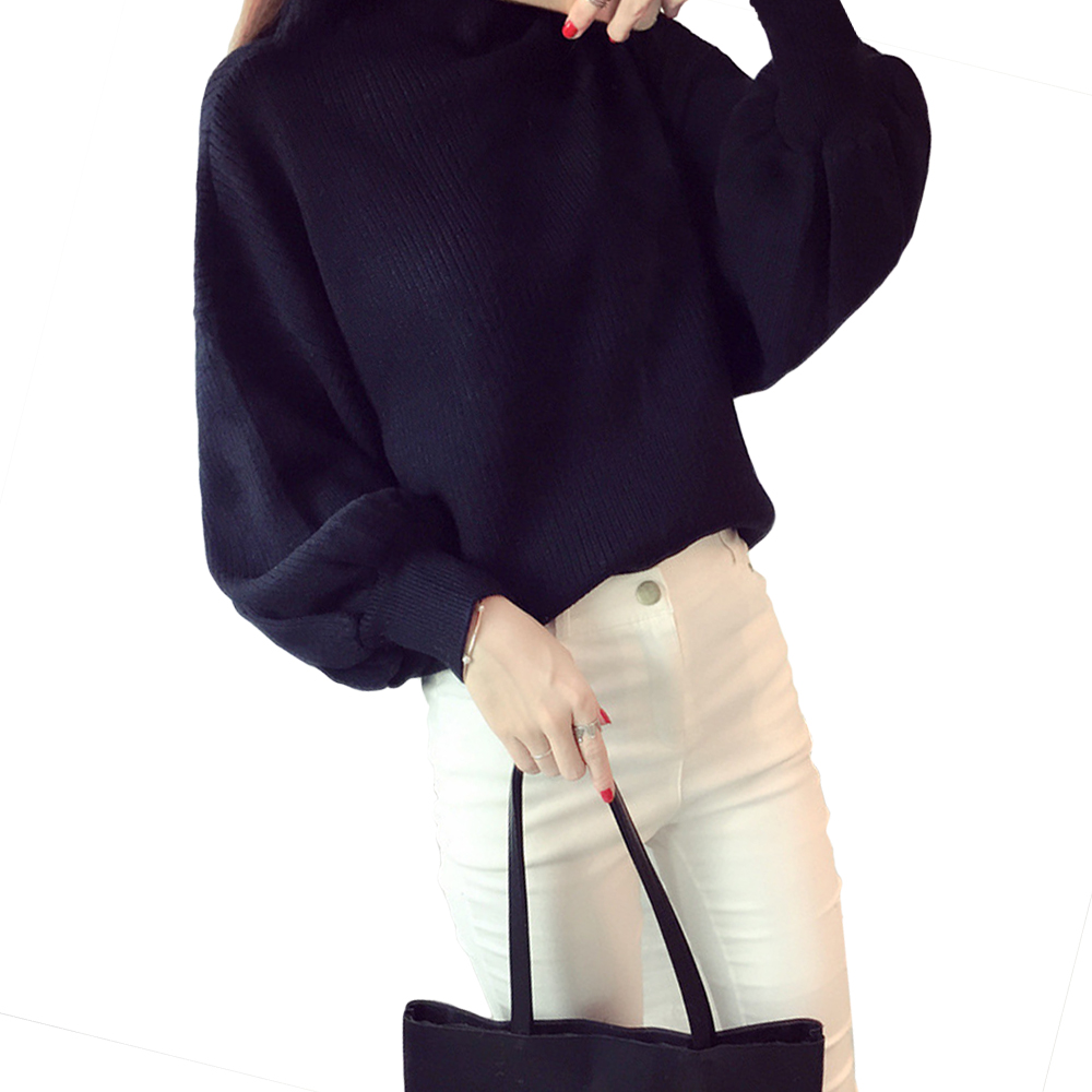 Autumn And Winter Maternity High Collar Sweater Long Loose Fashion Maternity Wear Maternity Pregnant Women Sweaters Cardigans