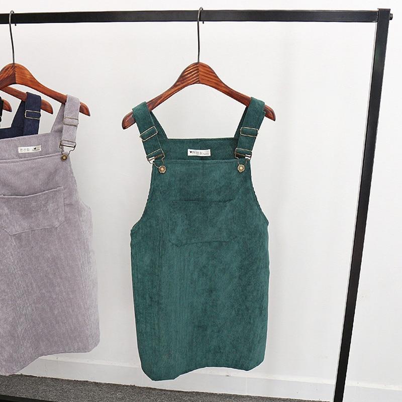 Payız Qış Donu Qadın Bandaj Moda Vintage Sundress Kolleci Külək - Qadın geyimi - Fotoqrafiya 3