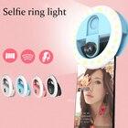 LED Ring Selfie Port...