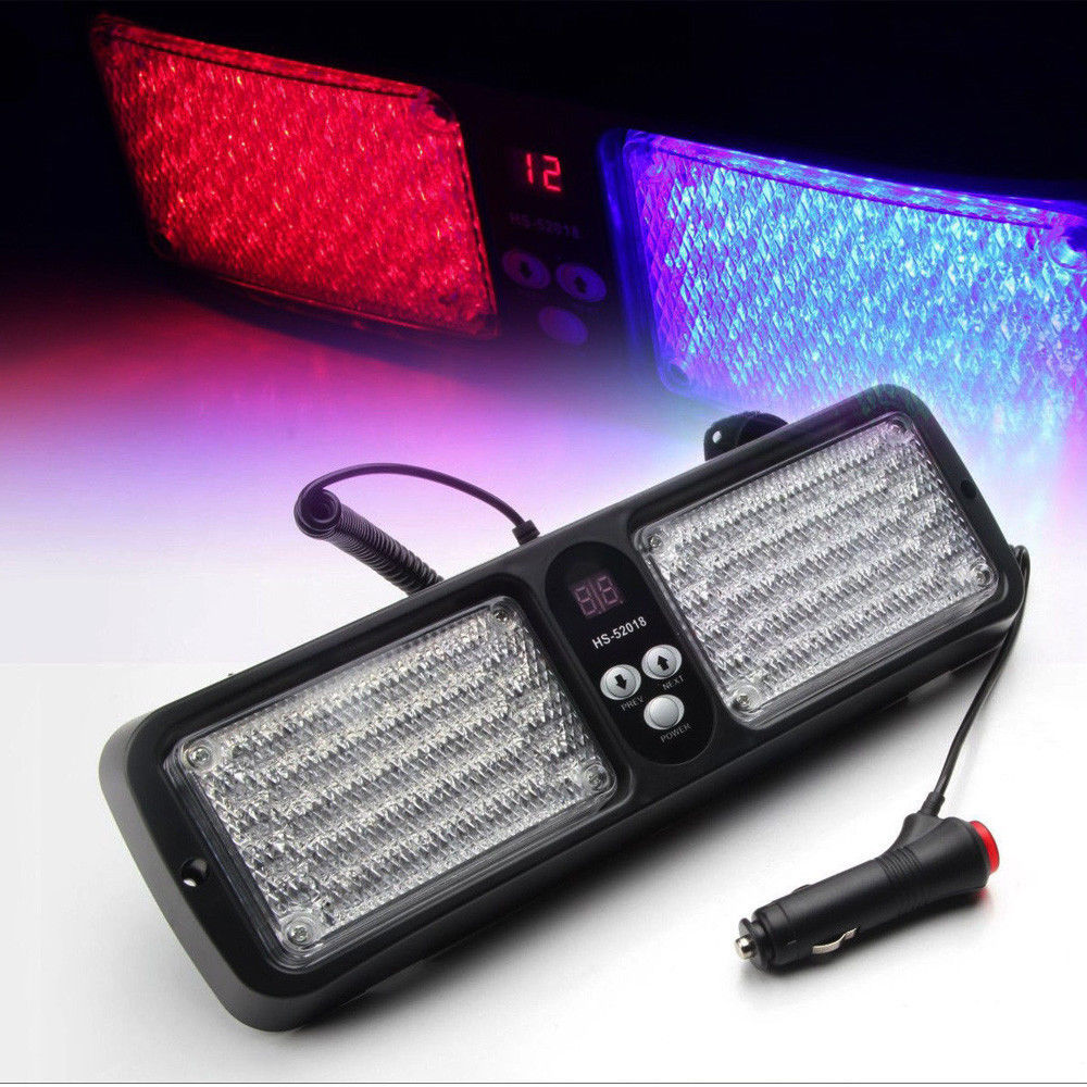 Online Buy Wholesale Red Blue Led Police Lights From China