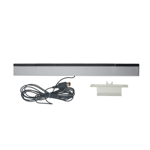 Image 2 - Przewodowy czujnik promieniowania podczerwieni dla Nintend Wii odbiornik sygnału podczerwieni czujnik fali Bar bezprzewodowy pilot konsola do gier
