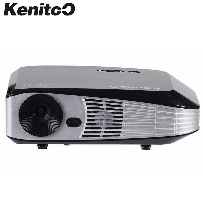 Home hdmi 3d hd 4500lumens projector 4k 1280x800 bluetooth for Bluetooth hdmi projector