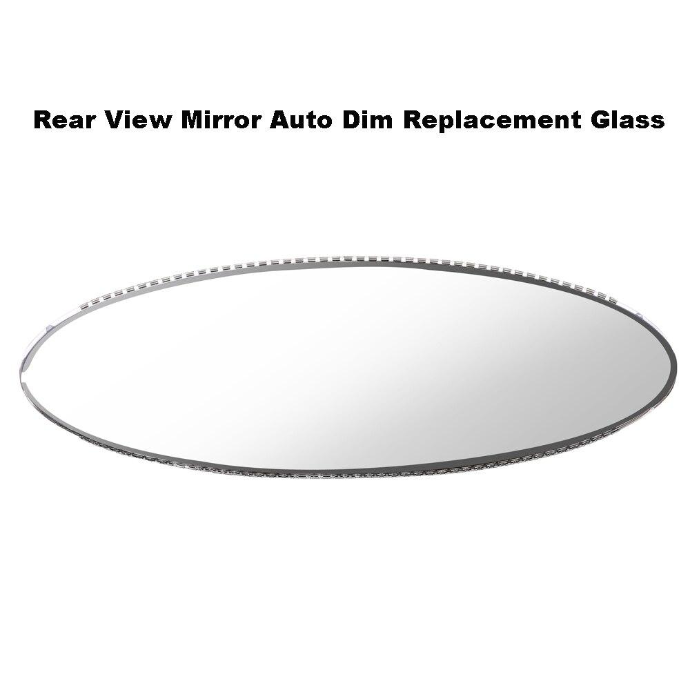 Для BMW E46 M3 E39 M5 овальное зеркало заднего вида авто затемнение Замена стекло сотовый автомобиль зеркало заднего вида - 2