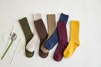 5 cores homens unisex Ani15 Irritar Meia Tornozelo Confortável Macio Algodão estampado Elástico De Seda Pura meias de algodão