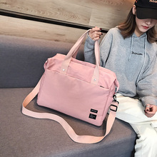 S.IKRR Travel Bag Oxford Duffle Bag Carry On Luggage Bags Women Water Resistant Fashion Sac Weekend Large Sports Bags Handbags