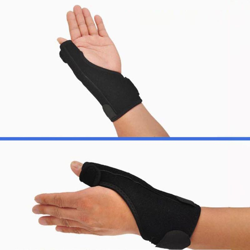Thumb Stabilizer Support Wrist Brace Metal Splint Protection For Arthritis Tendonitis Carpal Tunnel Pain Relief Injury Recovery